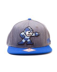 Casquette Megaman Pixel