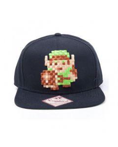 Casquette Zelda Link 8bit