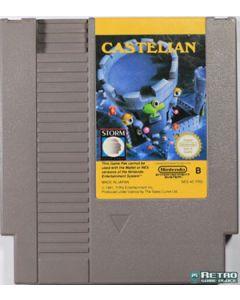 Jeu Castelian pour Nintendo NES