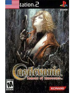 Jeu Castlevania - Lament of Innocence (Version US) pour Playstation 2 US