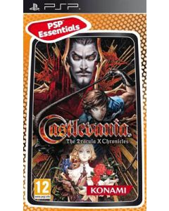 Jeu Castlevania - The Dracula X Chronicles Essentials pour PSP