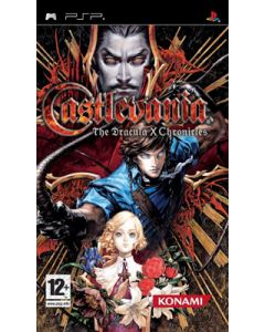 Jeu Castlevania - The Dracula X Chronicles pour PSP