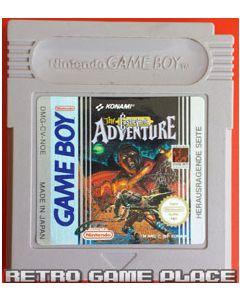 Jeu Castlevania Adventure pour Game Boy