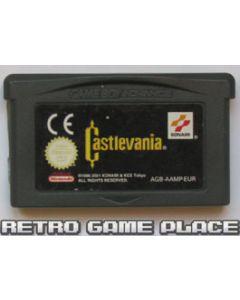 Jeu Castlevania pour Game Boy Advance
