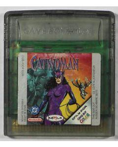Jeu Catwoman pour Game Boy Color