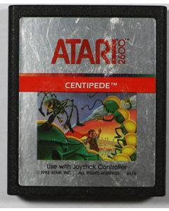 Jeu Centipede pour Atari 2600