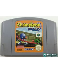 Jeu Chameleon Twist pour Nintendo 64