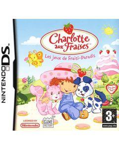 Jeu Charlotte aux Fraises - Les jeux de fraisis-paradis pour Nintendo DS