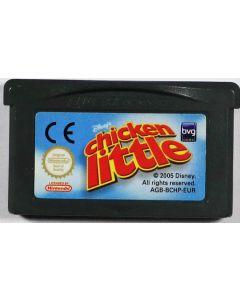 Jeu Chicken Little pour Game Boy Advance