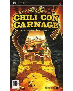 Jeu Chili Con Carnage pour PSP