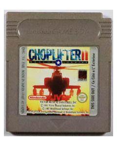 Jeu Choplifter 2 pour Game Boy