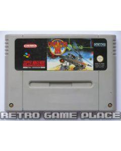 Jeu Choplifter III pour Super Nintendo