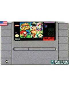 Jeu Chuck Rock pour Super NES