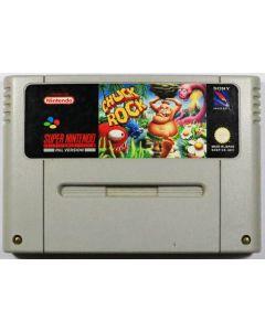 Jeu Chuck Rock pour Super Nintendo