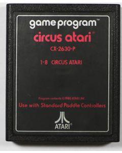 Jeu Circus Atari pour Atari 2600
