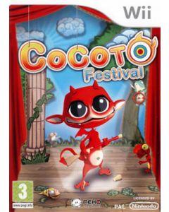 Jeu Cocoto Festival pour Nintendo Wii