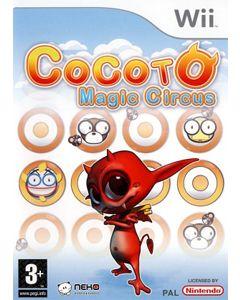 Jeu Cocoto Magic Circus pour Wii