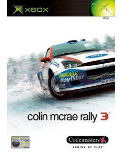 Jeu Colin McRae Rally 3 pour Xbox