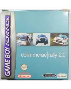 Jeu Colin Mcrae Rally 2.0 pour Game Boy Advance