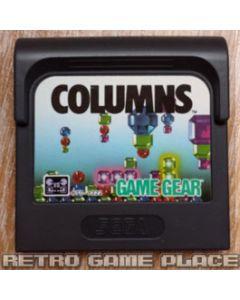 Jeu Columns pour Game Gear