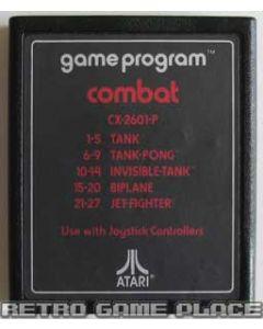 Jeu Combat  pour Atari 2600