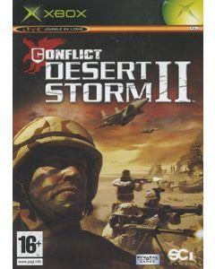 Jeu Conflict Desert Storm II pour Xbox