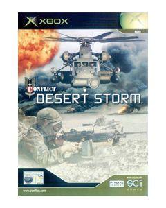 Jeu Conflict Desert Storm pour Xbox
