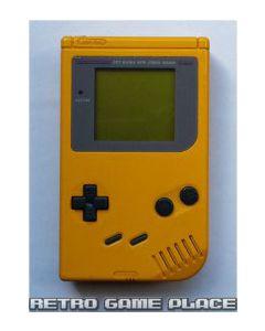 Console Game Boy Jaune