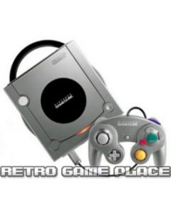 Console Game Cube Argent