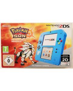 Console Nintendo 2DS Edition Pokémon Soleil