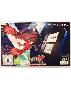 Console Nintendo 2DS Edition Pokémon Y