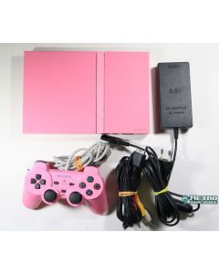 Console Playstation 2 Slim Rose