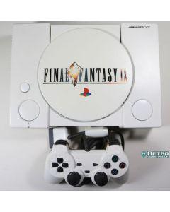 Console Playstation Custom Final Fantasy IX