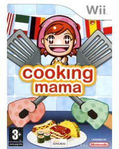 Jeu Cooking Mama pour Nintendo Wii