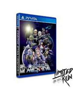 Jeu Cosmic Star Heroine Limited Run pour PS4