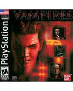 Jeu Countdown Vampires pour Playstation US