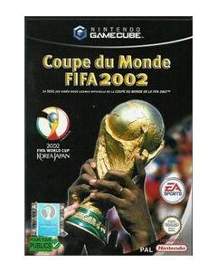 Jeu Coupe du Monde Fifa 2002 pour Gamecube