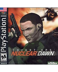 Jeu Covert OPS Nuclear Dawn pour Playstation US