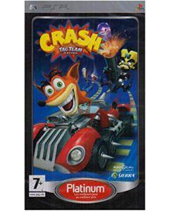 Jeu Crash Tag Team Racing Platinum pour PSP