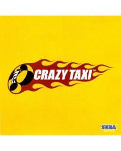 Jeu Crazy Taxi pour Dreamcast