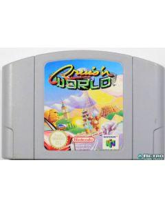 Jeu Cruis'n World pour Nintendo 64