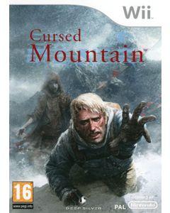 Jeu Cursed Mountain pour Wii
