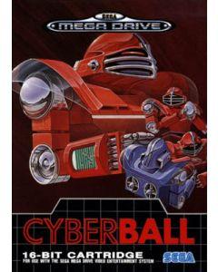 Jeu CyberBall pour Megadrive