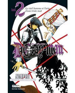 Manga D Gray-man tome 02