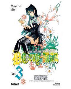 Manga D Gray-man tome 03