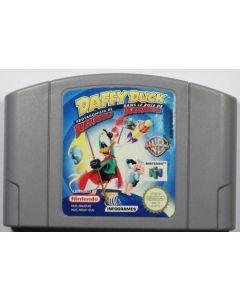 Jeu Daffy Duck dans le rôle de Duck Dodgers pour Nintendo 64