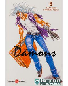 Manga Dämons tome 08