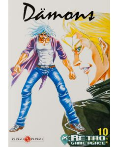 Manga Dämons tome 10