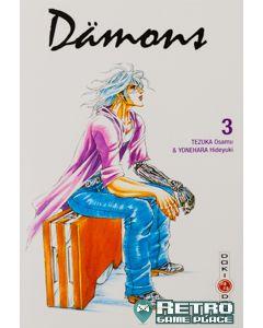 Manga Dämons tome 3