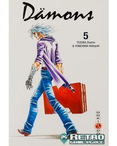 Manga Dämons tome 5